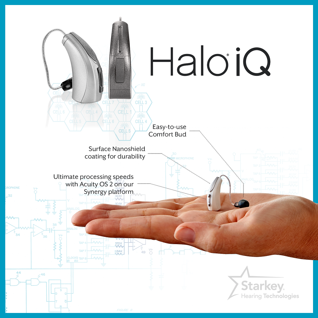 starkey halo iq